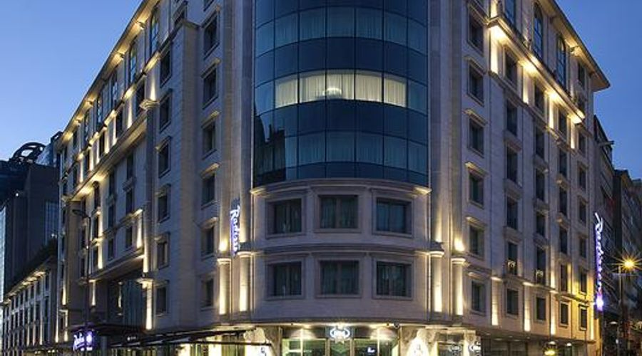 Radisson Blu Hotel, Istanbul Sisli-1 of 30 photos