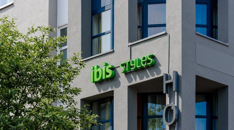 ibis Styles Hotel Aachen City-25 of 45 photos