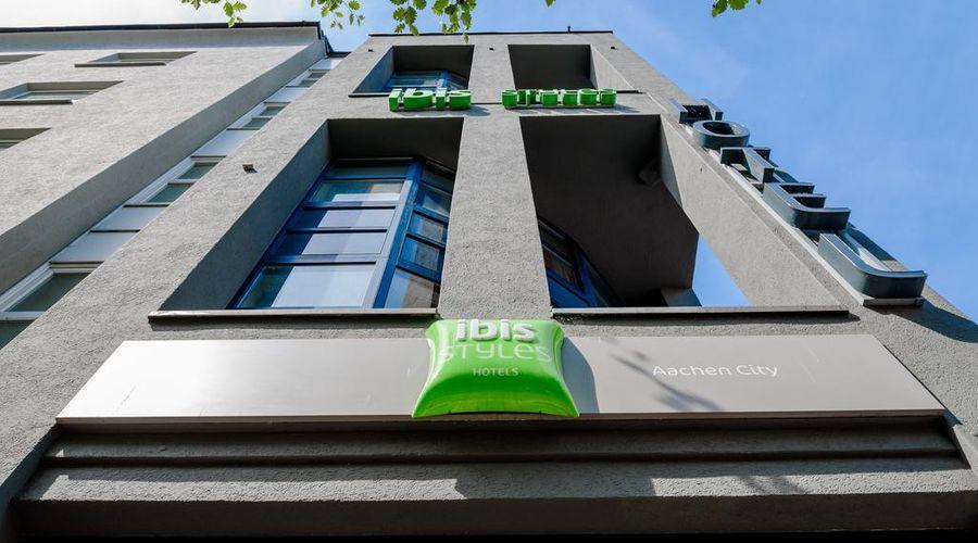 ibis Styles Hotel Aachen City-27 of 45 photos