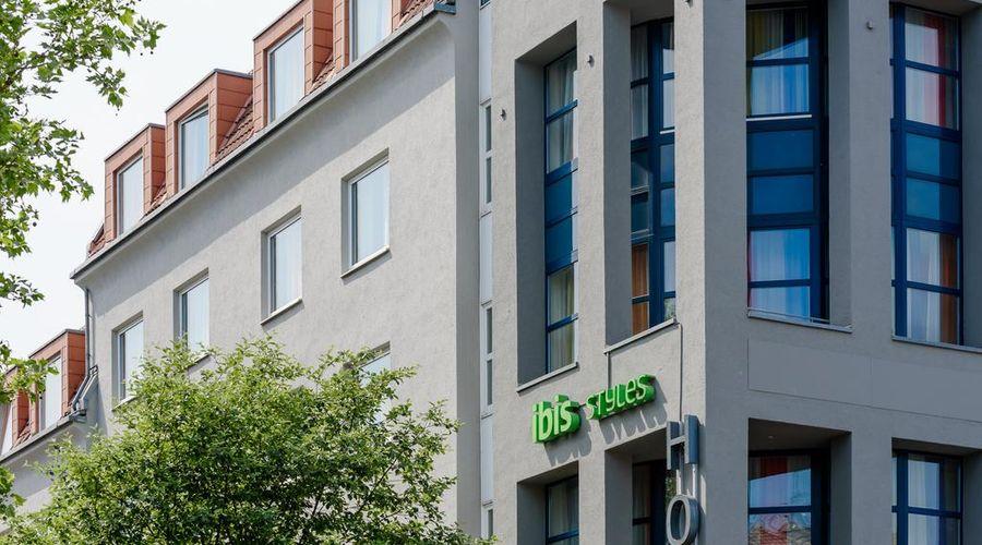 ibis Styles Hotel Aachen City-33 of 45 photos