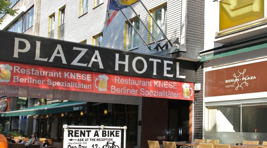 Berlin Plaza Hotel am Kurfürstendamm-3 of 46 photos