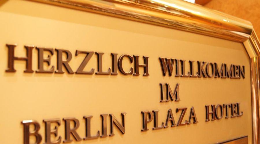 Berlin Plaza Hotel am Kurfürstendamm-31 of 46 photos