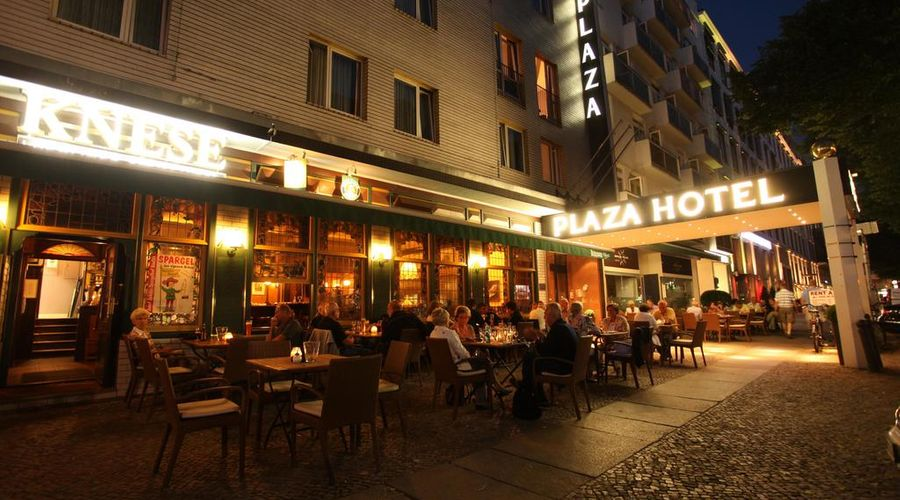 Berlin Plaza Hotel am Kurfürstendamm-33 of 46 photos