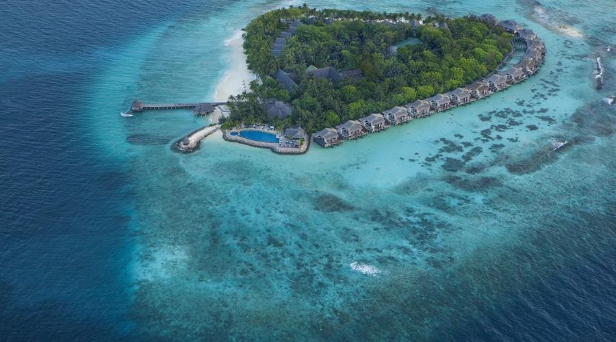 Taj Coral Reef Resort & Spa Maldives-1 of 34 photos