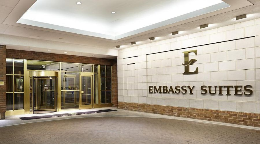 Embassy Suites by Hilton Washington D.C. Georgetown-10 of 37 photos