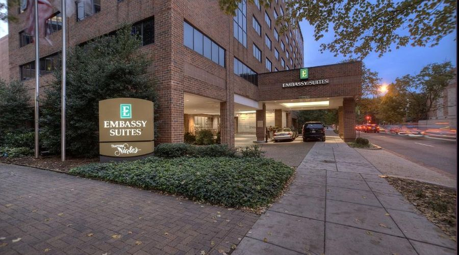 Embassy Suites by Hilton Washington D.C. Georgetown-11 of 37 photos