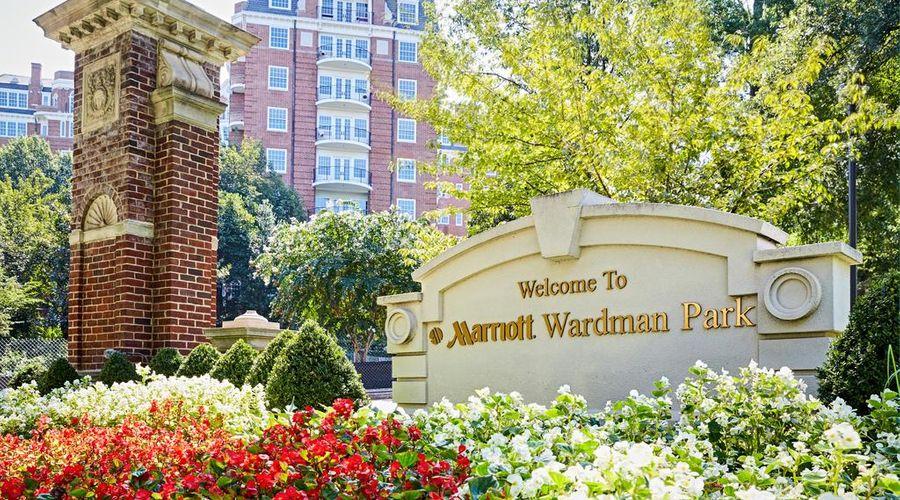 Washington Marriott Wardman Park-36 of 48 photos