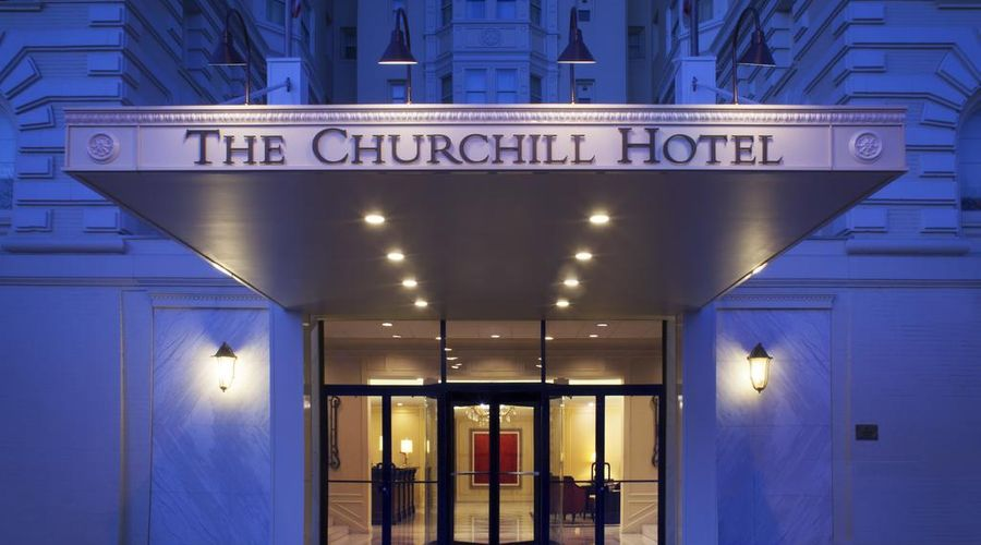 Churchill Hotel Near Embassy Row-2 of 40 photos