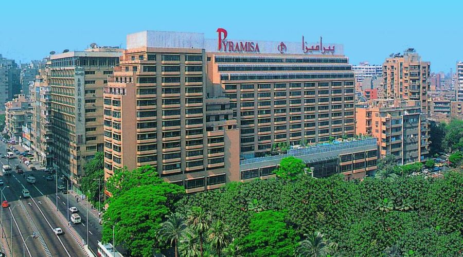 Pyramisa Suites Hotel Cairo-1 of 44 photos
