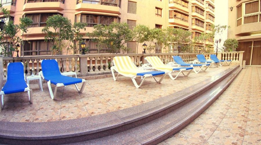 Pyramisa Suites Hotel Cairo-24 of 44 photos