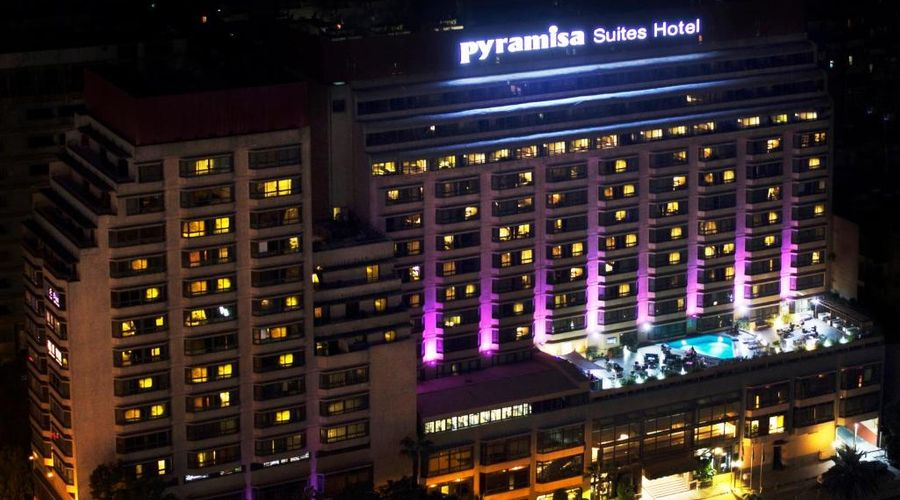 Pyramisa Suites Hotel Cairo-36 of 44 photos