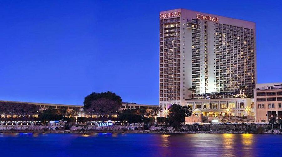 فندق كونراد القاهرة وكازينو-1 من 33 الصور