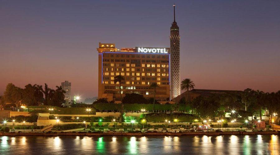 فندق نوفوتيل القاهرة البرج-1 من 35 الصور