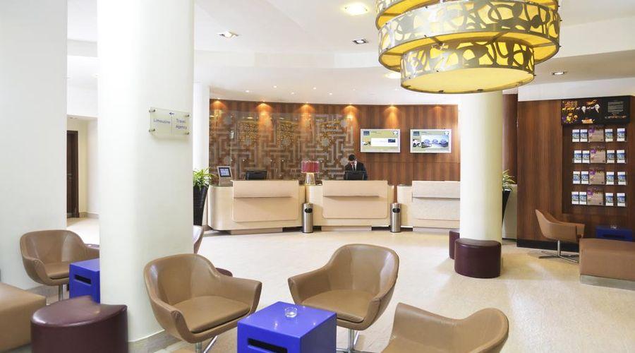 فندق نوفوتيل القاهرة البرج-6 من 35 الصور