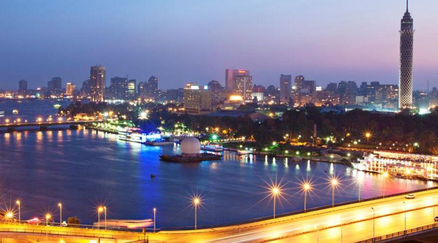 فندق نوفوتيل القاهرة البرج-41 من 35 الصور