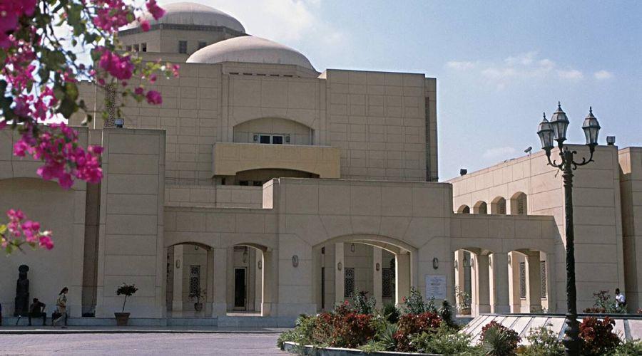 فندق فورسيزونز القاهرة آت نايل بلازا-65 من 67 الصور