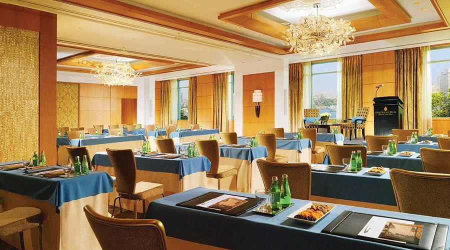 فندق فورسيزونز القاهرة آت نايل بلازا-63 من 67 الصور