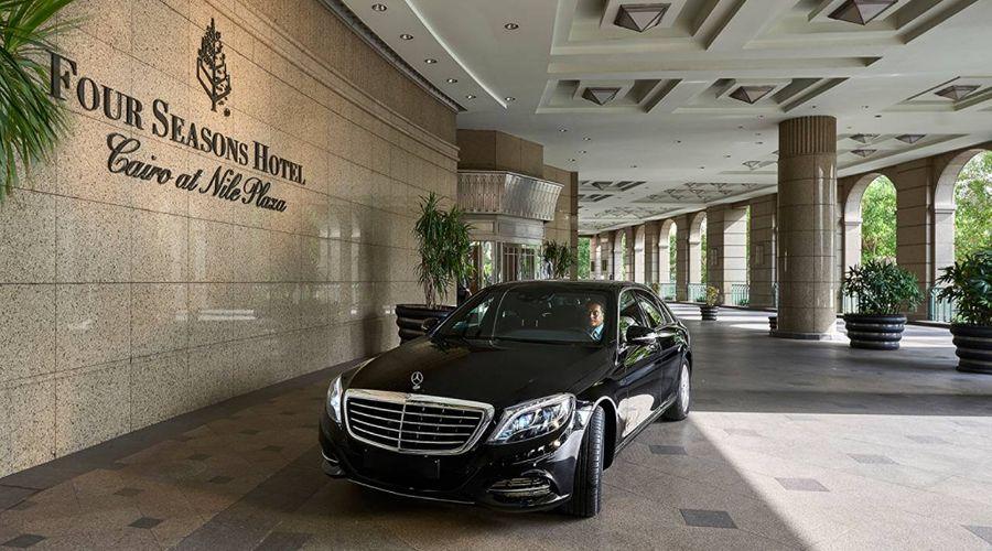 فندق فورسيزونز القاهرة آت نايل بلازا-54 من 67 الصور