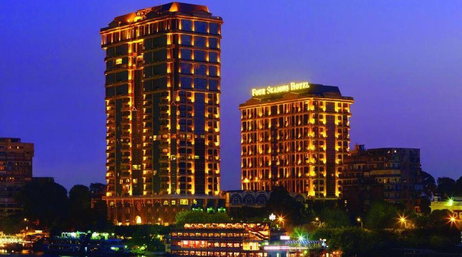فندق وكازينو فورسيزونز فرست ريزيدنس القاهرة-1 من 78 الصور