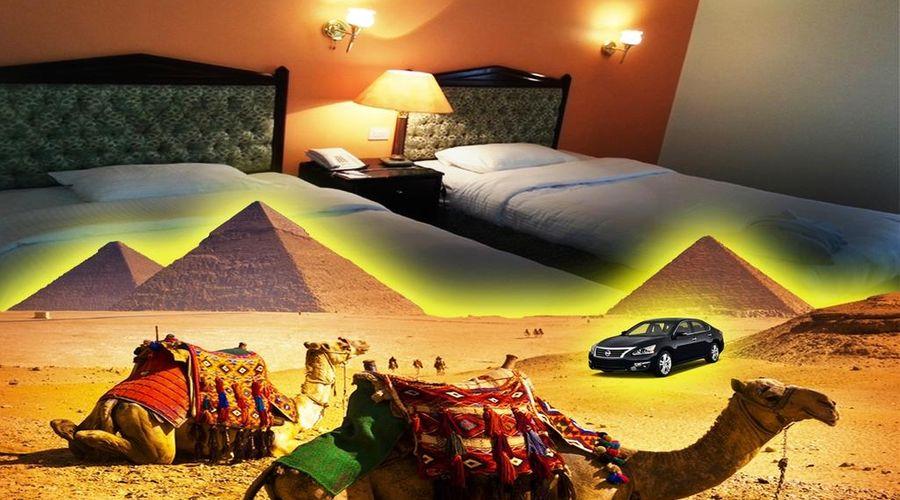 فندق جوهرة الأهرام (هوسا بيراميدز سابقًا)-38 من 46 الصور