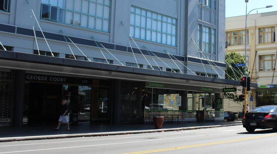 Kiwi International Hotel-36 of 36 photos