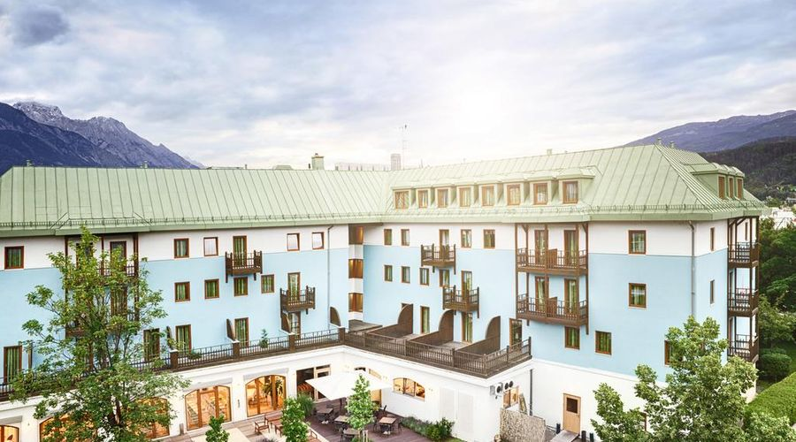 Alphotel Innsbruck-29 of 32 photos