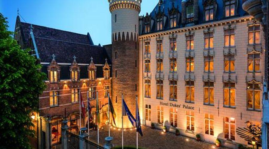 Hotel Dukes' Palace Bruges-1 of 37 photos