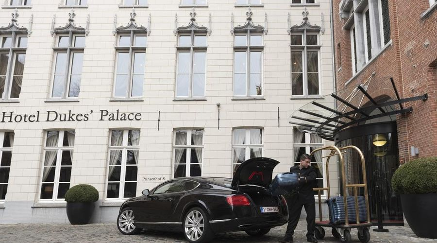 Hotel Dukes' Palace Bruges-11 of 37 photos
