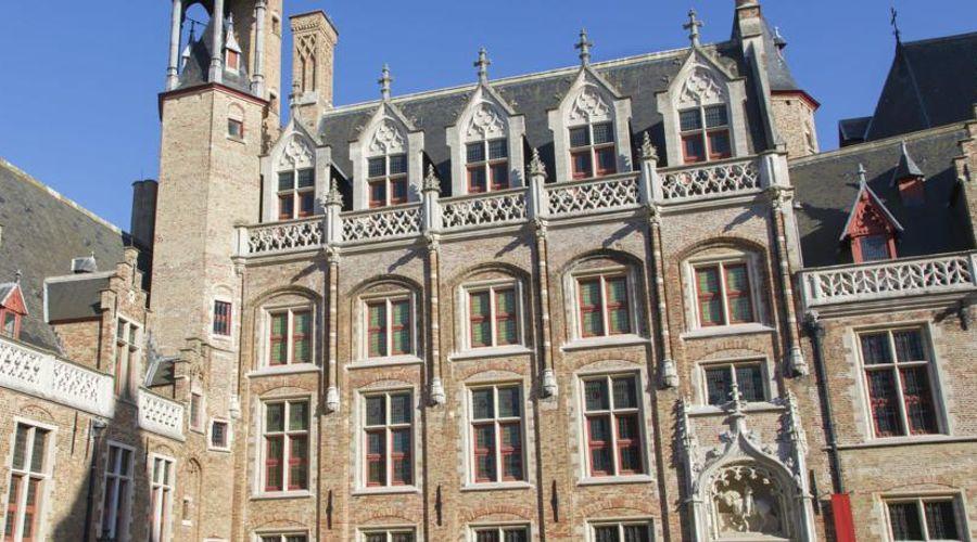 Hotel Dukes' Palace Bruges-26 of 37 photos