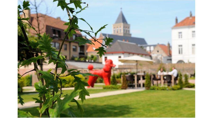 Hotel Dukes' Palace Bruges-33 of 37 photos