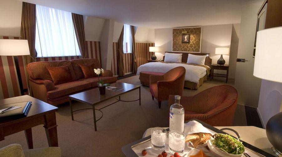 Hotel Dukes' Palace Bruges-35 of 37 photos