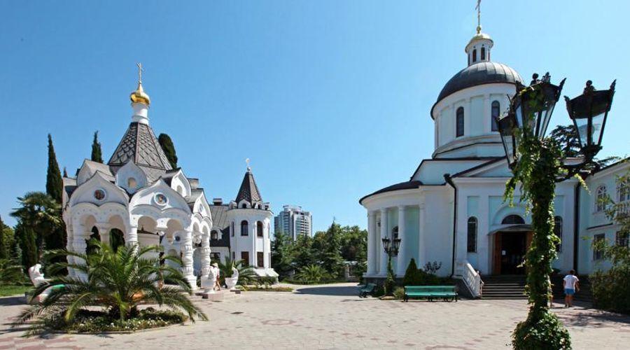 Marins Park Hotel Sochi-25 of 48 photos