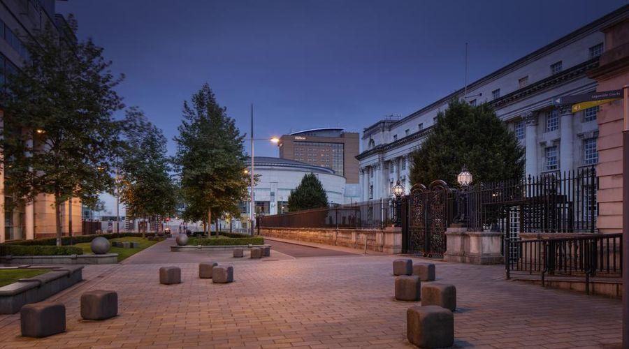 Hilton Belfast hotel-34 of 34 photos