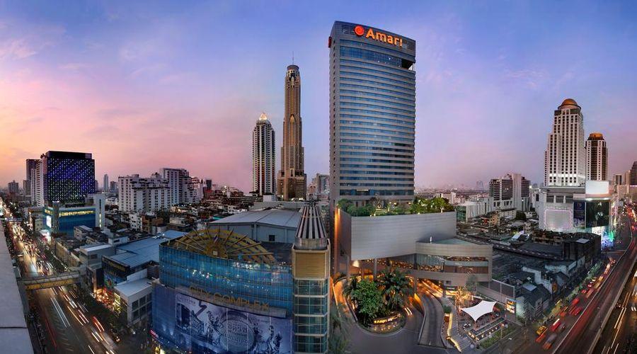 Amari Watergate Bangkok-1 of 27 photos