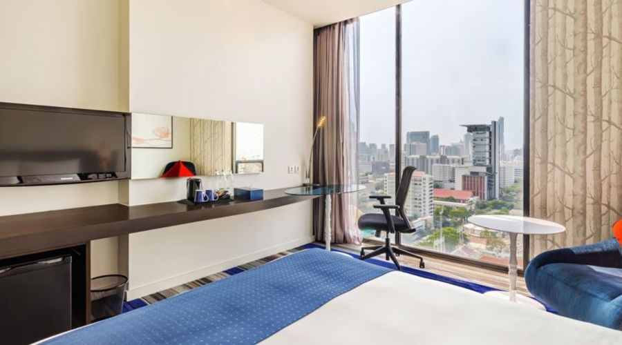 Holiday Inn Express Bangkok Siam-19 of 33 photos