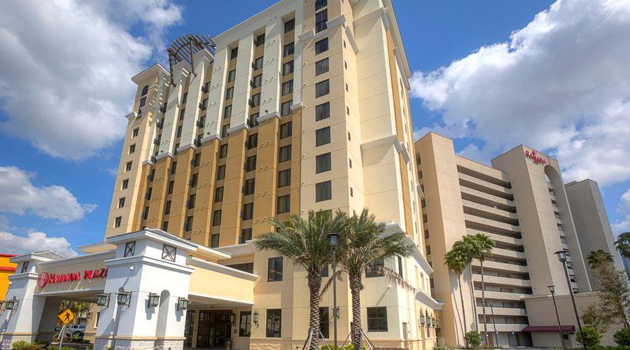Ramada Plaza by Wyndham Orlando Resort Near Universal -2 of 30 photos