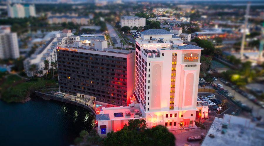 Ramada Plaza by Wyndham Orlando Resort Near Universal -4 of 30 photos