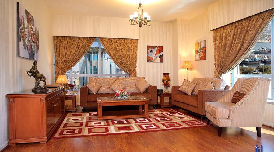 فندق وشقق كونكورد الإمارات-25 من 38 الصور