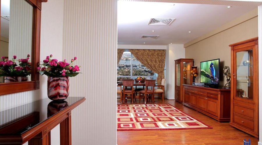 فندق وشقق كونكورد الإمارات-35 من 38 الصور