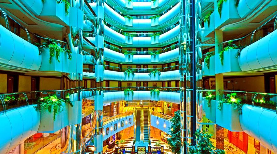 فندق وشقق كونكورد الإمارات-5 من 38 الصور