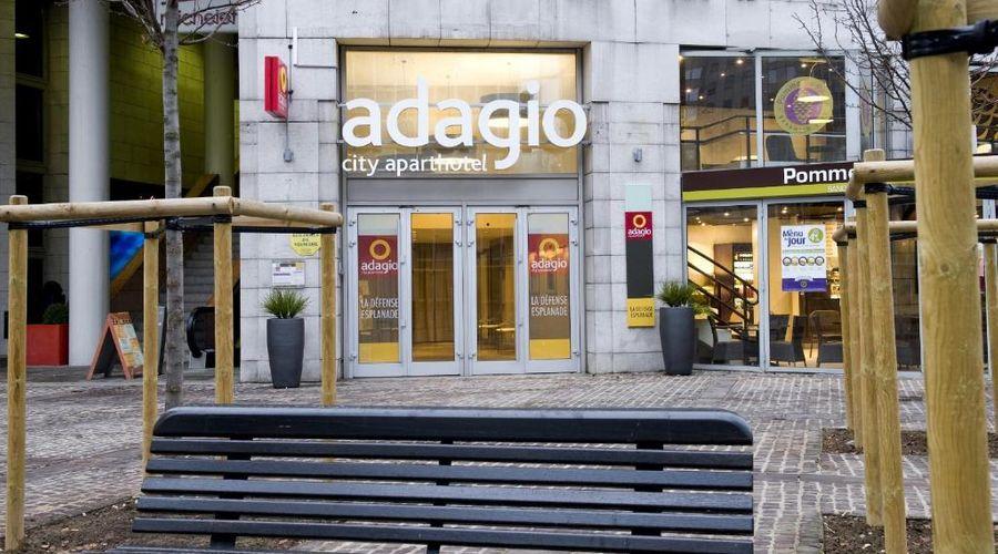Aparthotel Adagio La Défense Esplanade-1 of 45 photos