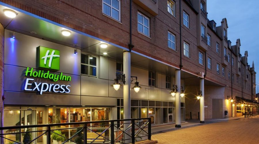 Holiday Inn Express London-Hammersmith-1 of 20 photos