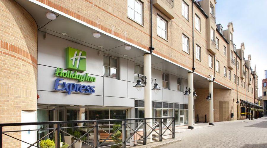 Holiday Inn Express London-Hammersmith-3 of 20 photos