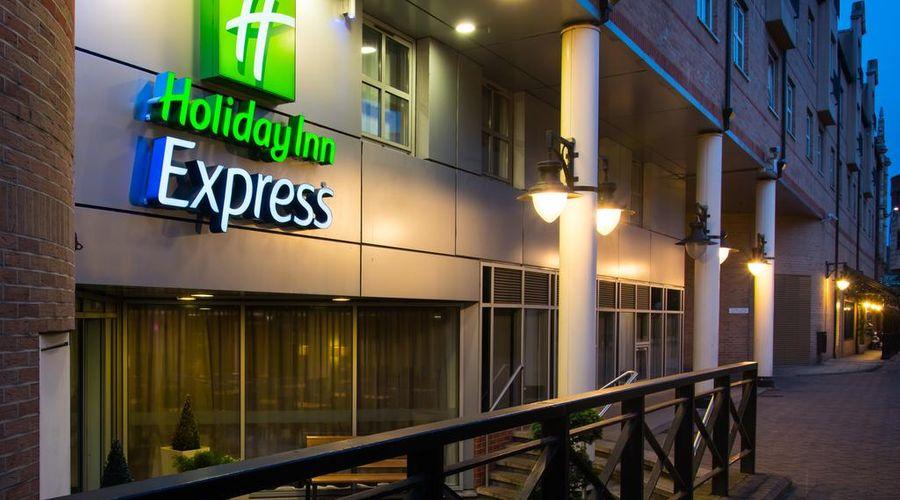 Holiday Inn Express London-Hammersmith-2 of 20 photos