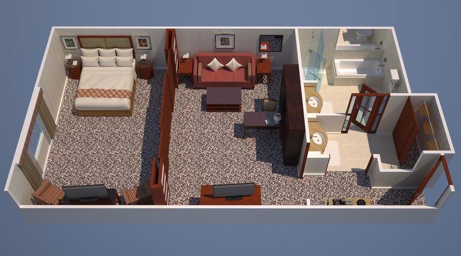 JW Marriott Hotel Dubai-29 of 46 photos