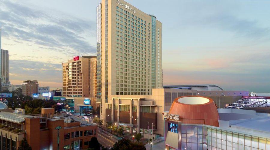 Omni Atlanta Hotel at CNN Center-1 of 39 photos