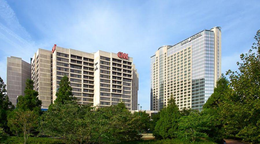 Omni Atlanta Hotel at CNN Center-23 of 39 photos