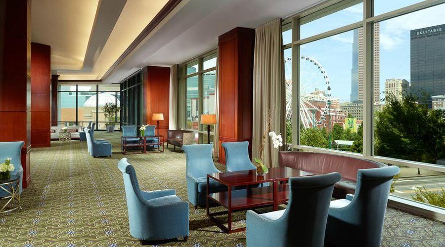 Omni Atlanta Hotel at CNN Center-24 of 39 photos