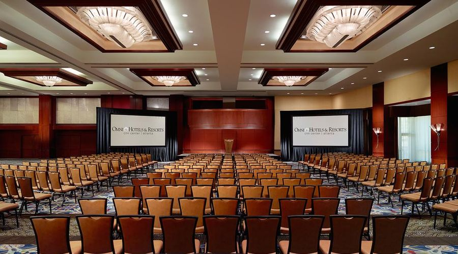Omni Atlanta Hotel at CNN Center-5 of 39 photos