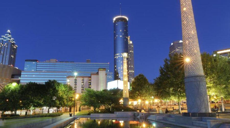 Omni Atlanta Hotel at CNN Center-28 of 39 photos